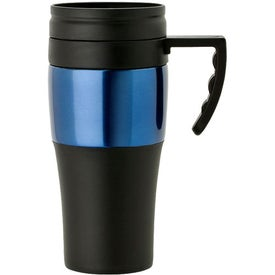 Advertising Steel PP Mug
