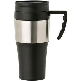 Company Steel PP Mug