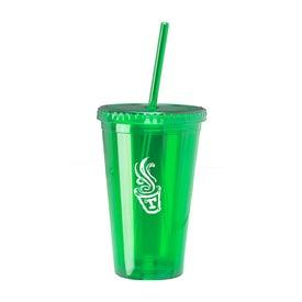 Custom Sterling Poly Shatterproof Cup