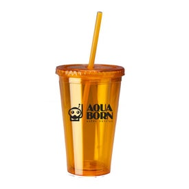 Logo Sterling Poly Shatterproof Cup