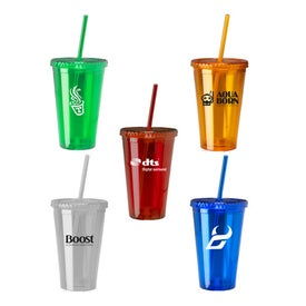 Sterling Poly Shatterproof Cups (16 Oz.)