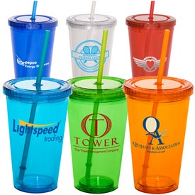 Sturdy Sipper for Your Company