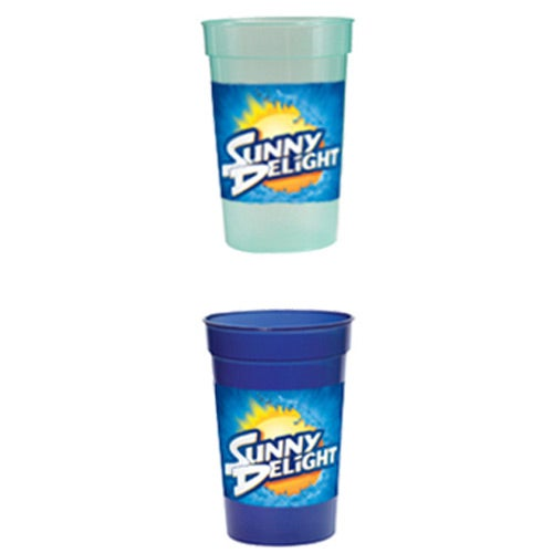 Personalized Color Changing Stadium Cups