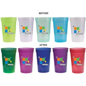 Sun Fun Color Changing Cup (17 Oz., Digital Print)