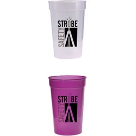 Sun Fun Color Changing Stadium Cup Printed with Your Logo