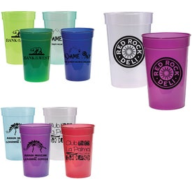 Sun Fun Color Changing Stadium Cup (17 Oz.)