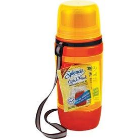 Super Nook 3-in-1 Sport Bottle for Promotion