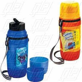 Super Nook 3-in-1 Sport Bottle