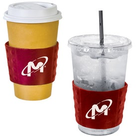 Personalized Sure Grip Cup Sleeve