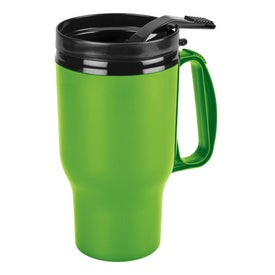 Tailored Lightweight Travel Mug Imprinted with Your Logo