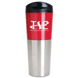 Tall Travis Travel Tumbler with Your Logo