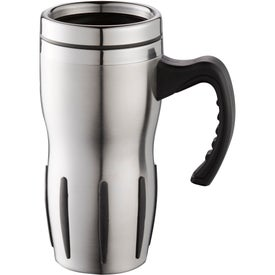 Tech Travel Mug with Your Logo