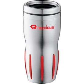 Tech Tumbler Printed with Your Logo