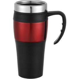 The Bonaire Travel Mug with Your Logo