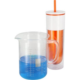 Advertising The Chill Tumbler with Straw