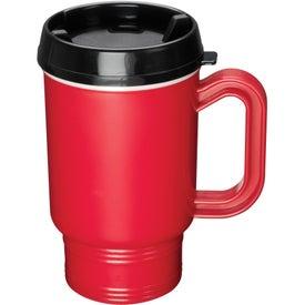 Branded The Cruiser Mug