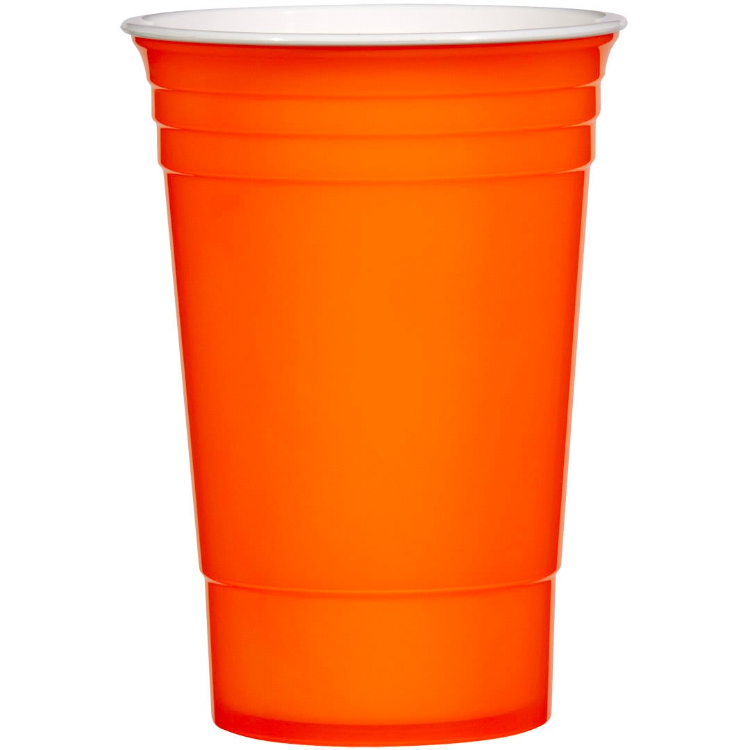solo cup style promotional cup  16 oz