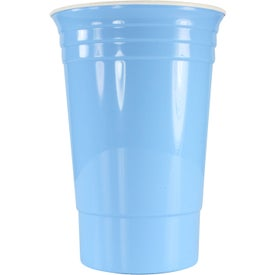 Personalized Solo Cup Style Promotional Cup