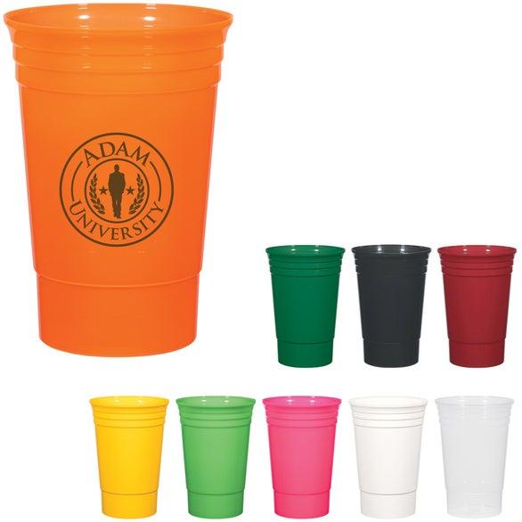 The Designer Cup 20 Oz Promotional Travel Mugs Ea