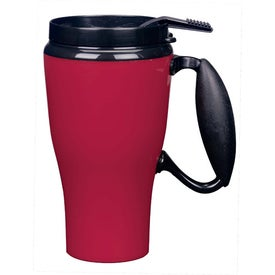 Advertising The Hemisphere Travel Mug