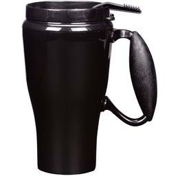Logo The Hemisphere Travel Mug