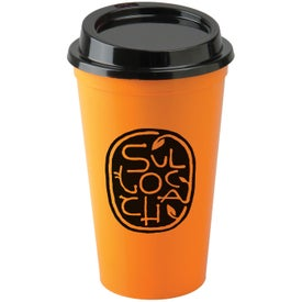 The Passenger Travel Cup Printed with Your Logo