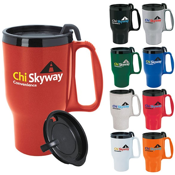Personalized Travel Mugs | Quality Logo Products