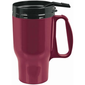 The Traveler Mug with Closer Lid for Your Company