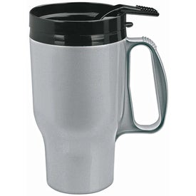 The Traveler Mug with Closer Lid with Your Logo