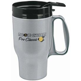 The Traveler Mug with Closer Lid