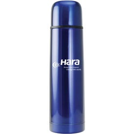 Monogrammed Thermal Beverage Container