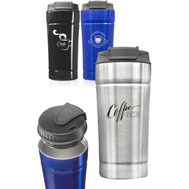 Thermal Travel Coffee Tumblers (16 Oz.)