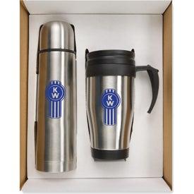 Thermo Bottle Mug Gift Set