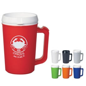 Thermo Insulated Mug (22 Oz.)