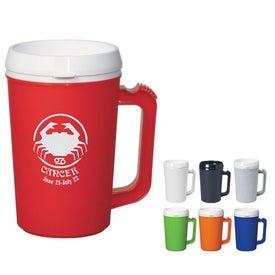 Thermo Insulated Mug (22 Oz.)