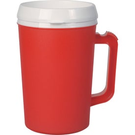 Monogrammed Thermo Insulated Mug