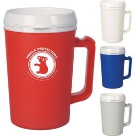 Thermo Insulated Mug (34 Oz.)