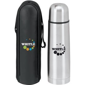 Advertising Thermos with Case