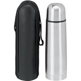 Personalized Thermos with Case
