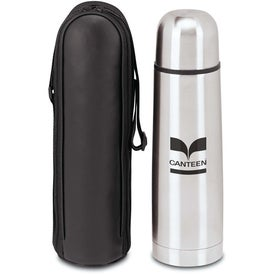 Thermos with Case (16.9 Oz.)