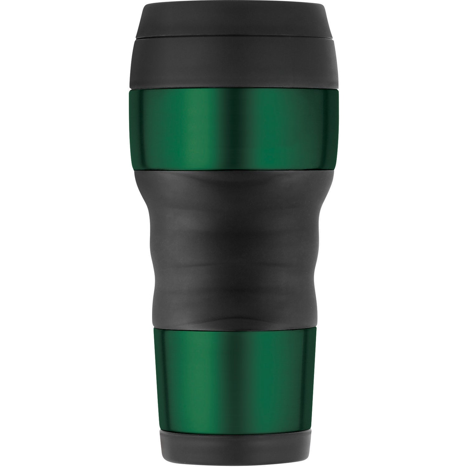 Thermocafe by thermos travel tumbler with grip 16 oz for Thermos caffe