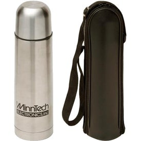 Thermo-Go Bottle Branded with Your Logo