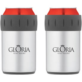 Thermos Beverage Can Insulator Gift Set