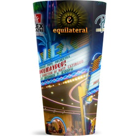 ThermoServ Flair Tumbler With Sublimation (20 Oz.)