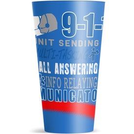 ThermoServ Flair Tumbler With Sublimation (32 Oz.)