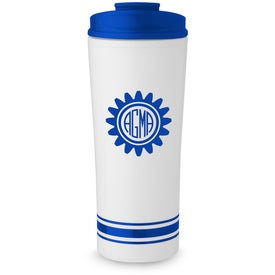 Tira Stripe Travel Mug for Your Church