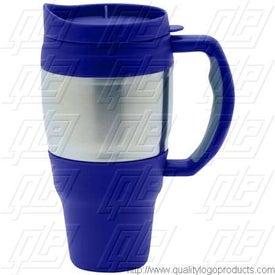 Monogrammed Bubba Keg Mug