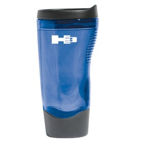 Translucent Auto Tumbler Printed with Your Logo