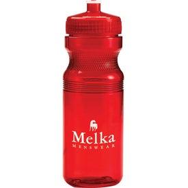 Translucent Bike Bottle for Your Organization