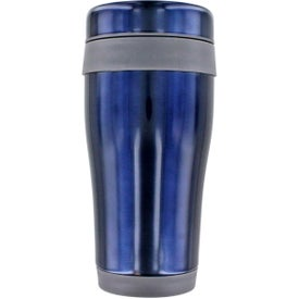 Stainless Steel Curvy Tumbler with Your Logo